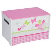 Character Toy Box - Patchwork