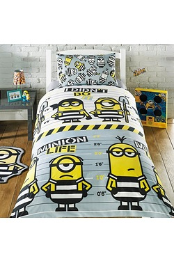 Despicable Me 3 Jailbird Duvet Set