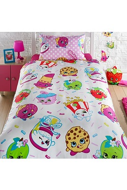 Shopkins Jumble Duvet Set