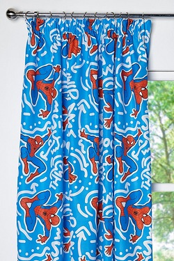 Ultimate Spiderman Curtains
