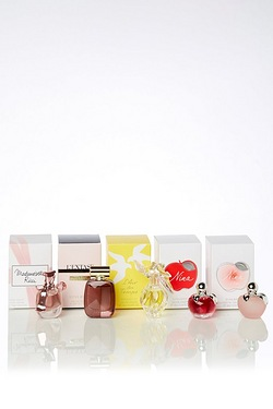 Nina Ricci 5-Piece Mini Set