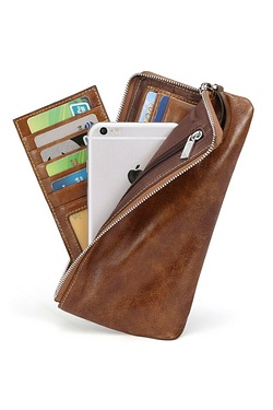 Woodland Leather Hautton Wallet