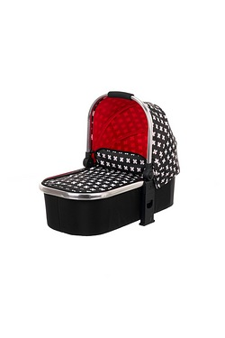 Obaby Chase Carrycot - Crossfire