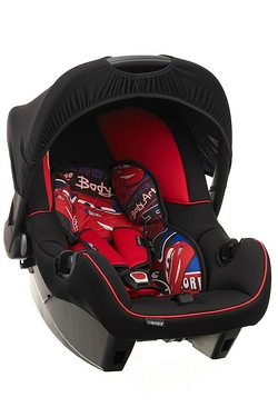 Obaby Disney 0+ Infant Car Seat - Cars