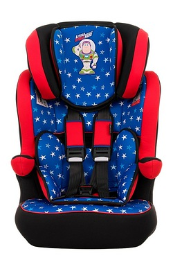 Obaby Disney 1-2-3 High Back Booste...