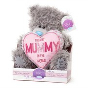 Me To You Heart Mummy Bear