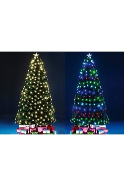 LED Colour Change Christmas Tree
