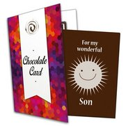 Wonderful Son Chocolate Card