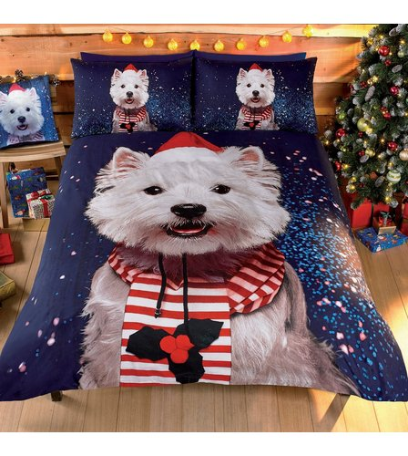Image for Westie Duvet Set from ace