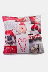 Merry and Bright Cushion Cover