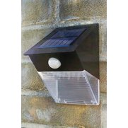 Am-Tech 12 LED PIR Solar Security L...