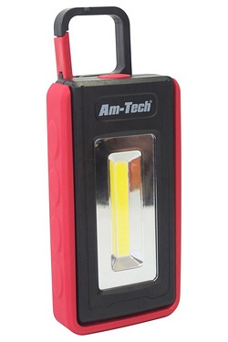 Am-Tech 3W COB LED Mini Worklight