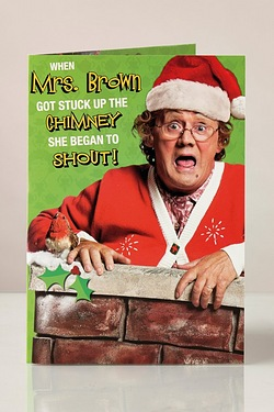 Mrs Brown Sound Card