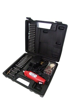 Am-Tech 60 Piece Mini Drill and Bit...