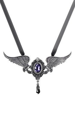 My Soul From The Shadow Necklace