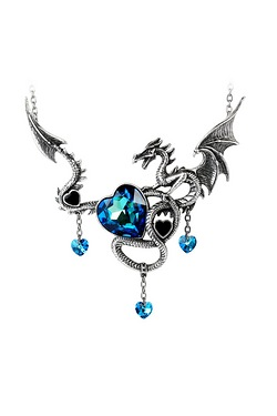 Draig O Gariad Necklace