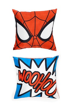 Ultimate Spiderman Cushion