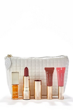 Clarins 5-Piece Bag Set