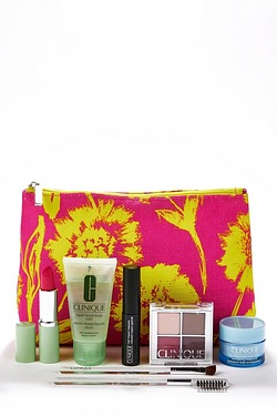 Clinique 8-Piece Dillards Bag Set