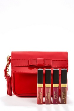 Elizabeth Arden Purse & Lip Gloss Set