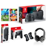 Nintendo Switch: Console Bundle