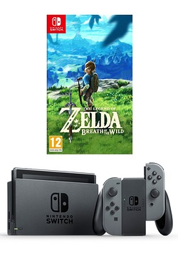 Nintendo Switch: The Legend of Zeld...