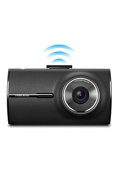 Thinkware X350 Wi-Fi Dash Cam with Live stream