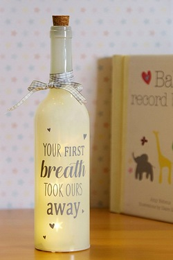 First Breath - Starlight Bottle