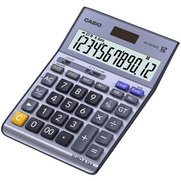 Casio Desk Calculator with Tax & Eu...