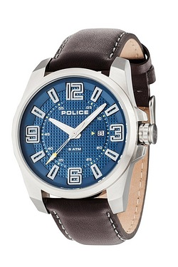 Police Men's Focus Watch