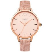 Lipsy Ladies Rose Gold Metallic Watch