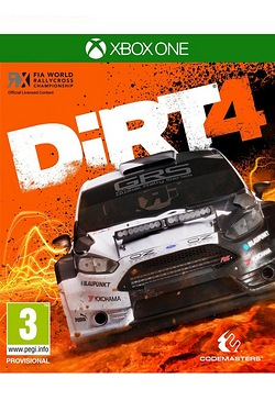 Xbox One: Dirt 4