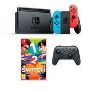 Nintendo Switch: 1-2 Switch + Switc...