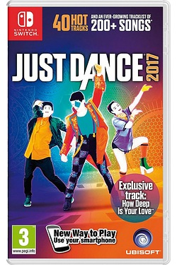 Nintendo Switch: Just Dance 17