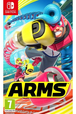 Nintendo Switch: Arms