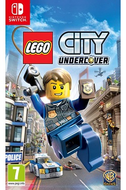 Nintendo Switch: LEGO City Undercover