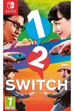 Nintendo Switch: 1-2 Switch