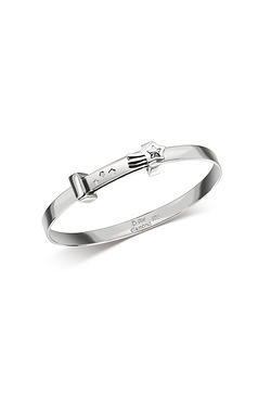 D For Diamond Shooting Star Bangle