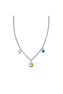 D For Diamond Starry Night Necklace