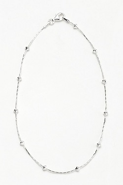 Sterling Silver Snake Chain Anklet