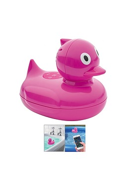 Tech Fun Bluetooth Pink Duck Speaker