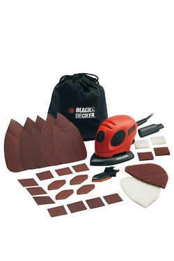 Black & Decker Mouse Sander Kit