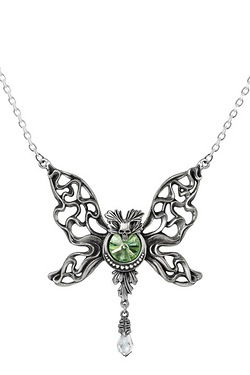 Le Phantom Vert Necklace
