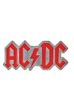 ACDC Pin Badge