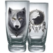 Wolf Chi Set of 2 Water Glasses