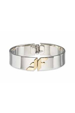 Fiorelli Double Hinged Bangle