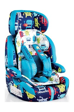 Cosatto Zoomi Car Seat - Monster
