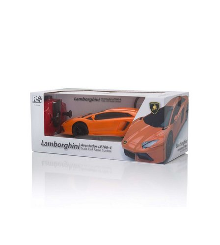 Image For 1:24 RC Lamborghini Aventador LP700 4 From Studio