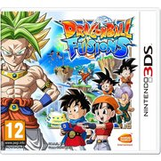 3DS: Dragon Ball Fusions