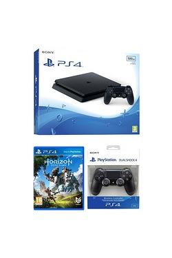 PS4: 500GB Slim with Horizon Zero D...